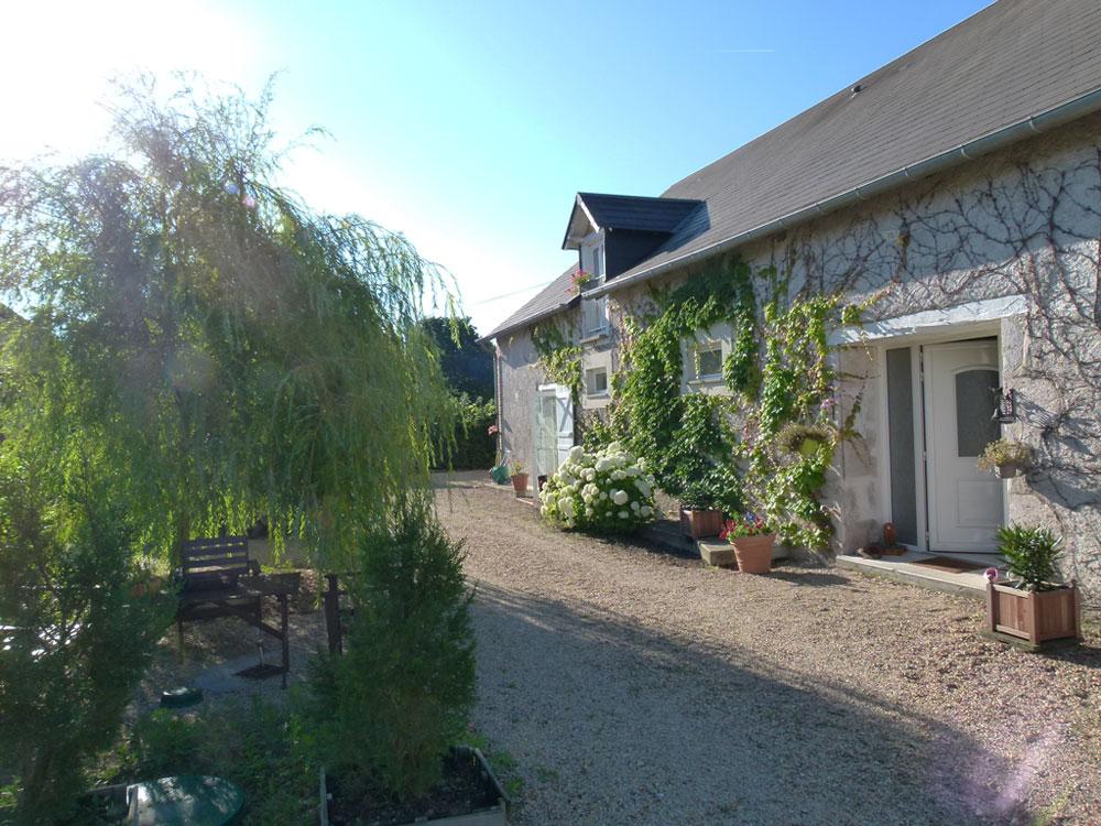 Photos de la ferme de marpalu et de ses environs ferme for Chambre hote ferme